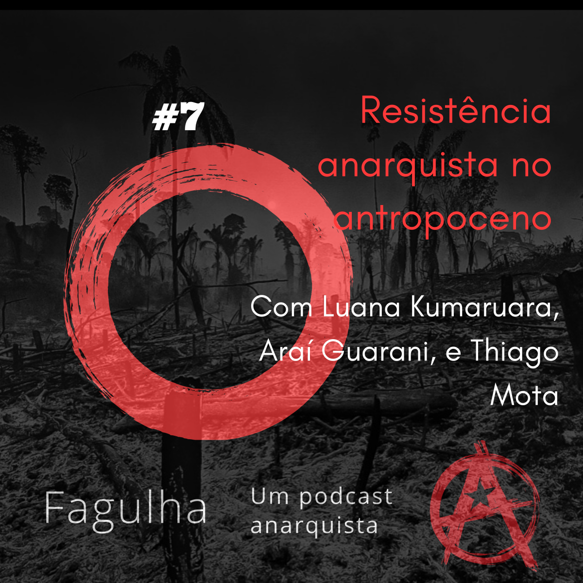 #07: Resistência anarquista no antropoceno